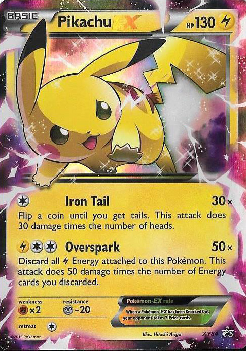 PikachuEX and HoopaEX Legendary Collections Out Early