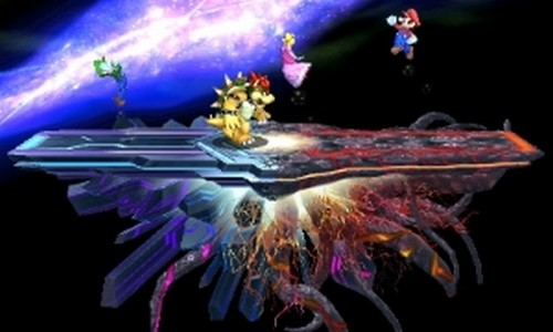Super Smash Bros WiiU 3DS Gt Destination Finale Pokbipcom