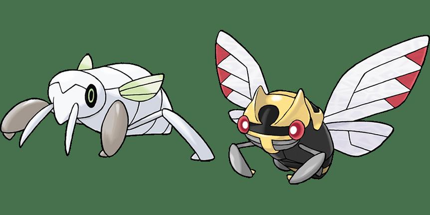 Shedinja in a Master Ball | Pokémania Blog