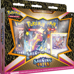 Shining Fates Pin Collection Bunnelby