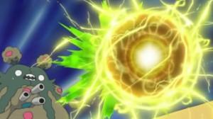 Pikachu en boule électrique: la victoire se rapproche!
