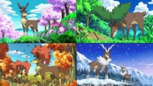 Les quatre saisons d'Haydaim