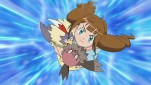 Lilia prête à tout pour sauver ses amis!