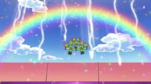 """Figure: """"Au delà de l'arc en ciel"""""""