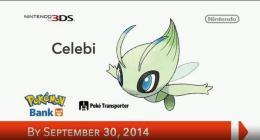 Banque Pokemon - Celebi