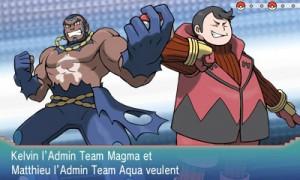 Les admins des deux Teams ensemble... !?