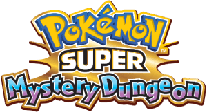 Logo Pokemon Super Mystery Dungeon