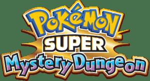 Logo Pokemon Super Mystery Dungeon