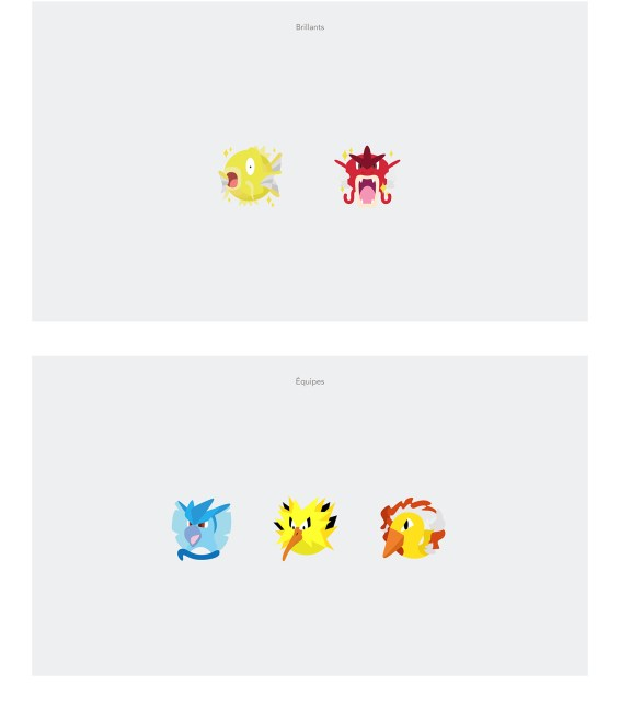 Clavier Pokémon émoji