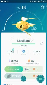 Magicarpe Chromatique