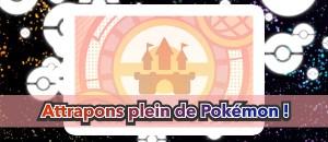 Pokémon Ultra-Soleil et Ultra-Lune - Mini-quête : Attrapons plein de Pokémon