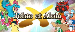 Pokémon Ultra-Soleil et Ultra-Lune - Johto et Alola