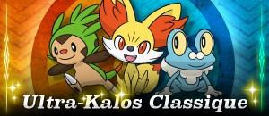 Pokémon Ultra-Soleil et Ultra-Lune - Ultra-Kalos Classique