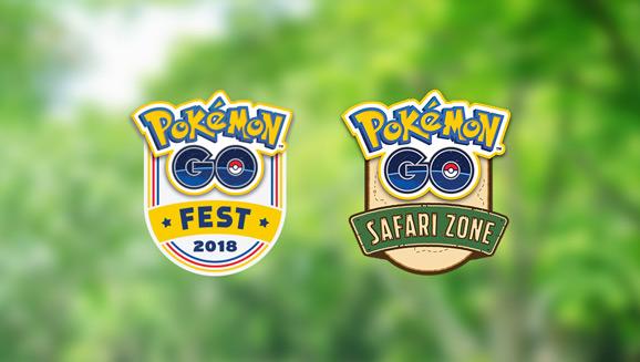Pokémon GO - Tournée estivale 2018