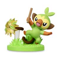 Pokémon Gallery Figure: Grookey (Branch Poke)