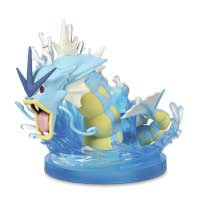 Pokémon Gallery Figure DX: Gyarados (Aqua Tail)