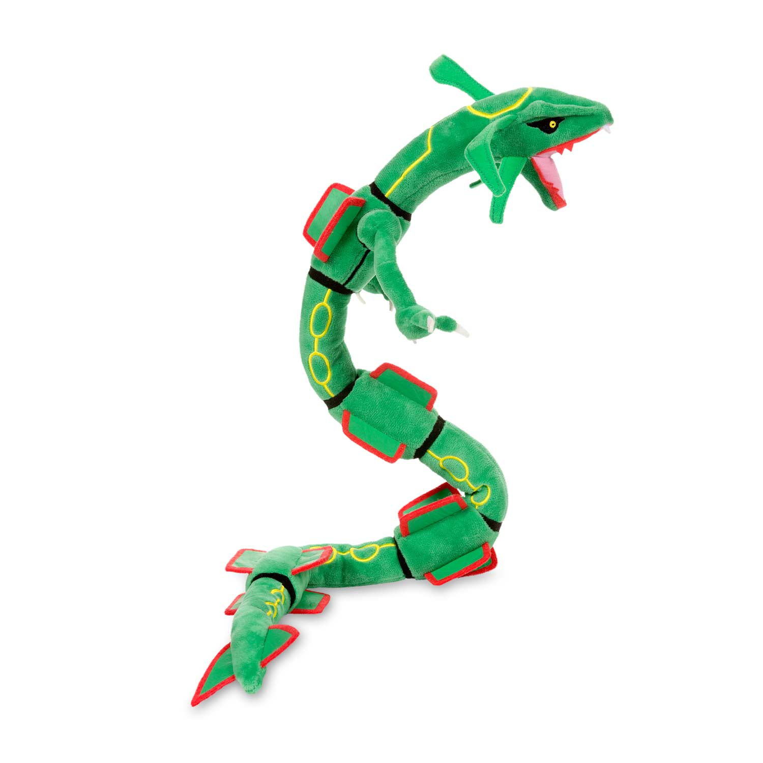 rayquaza poké plush large