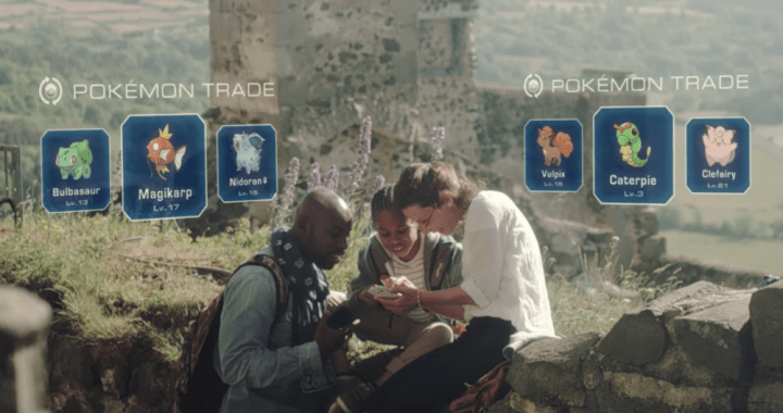 Pokemon GO Trading may come sooner than expected