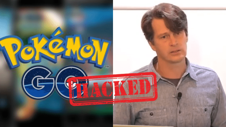 Reports of Pokemon Go Trainer Accounts Hacked!