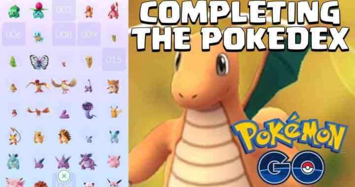 New way to Register Pokemon to Your Pokedex in Pokemon Go