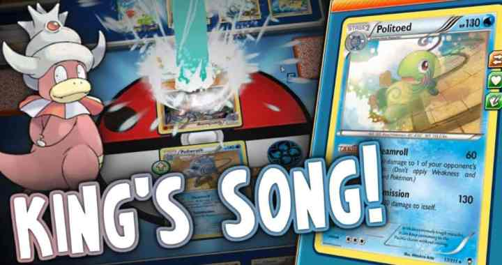"King's Rock in Pokémon GO: ""Congratulations, you have a King's Rock. Now what?"""