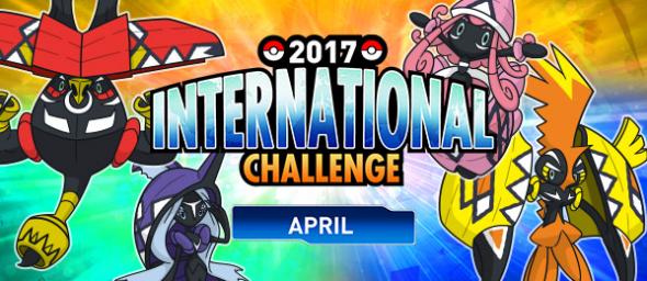 April International Mega Challenge