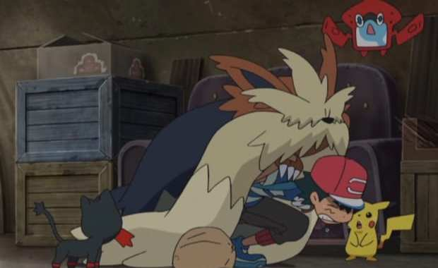 First Canonical Pokemon Death