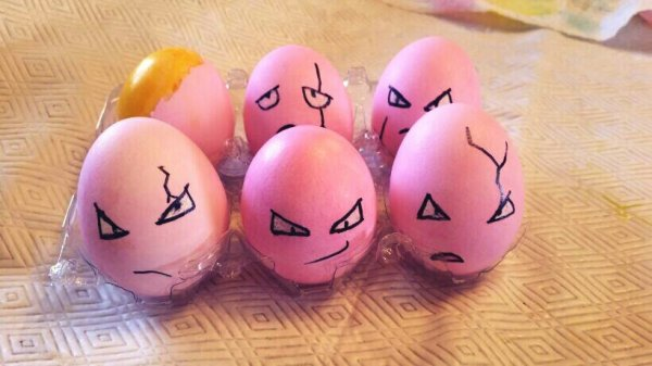 Perfect-exeggcute-easter-eggs