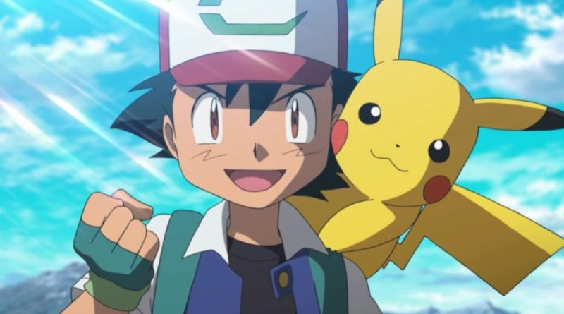 Pokemon movie to premiere in Paris