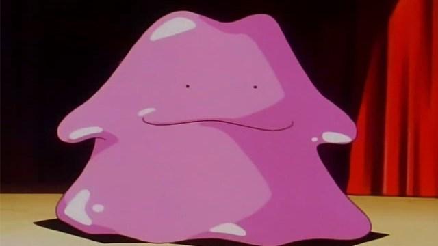 Ditto, Sweeper God of Pokemon Go