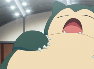 Snorlax Wins International Pokemon Tournament