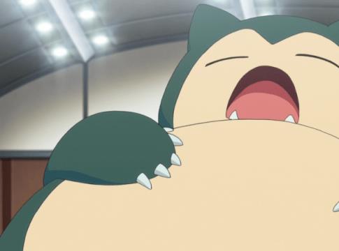 Snorlax Wins International Pokemon Tournament