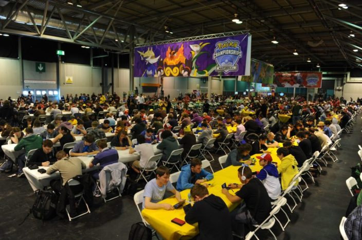 Confer earns sixth, spot at Pokémon World Championships