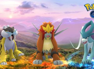 Generation 2 Legendary Beasts Raikou, Entei and Suicune will be realesed next in Pokemon Go