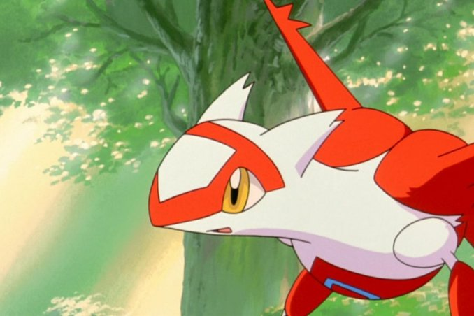 Is Latias actually a pacifist