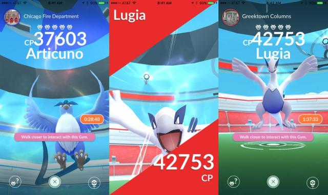 Raids Are Starting To Break 'Pokémon GO' Over Time