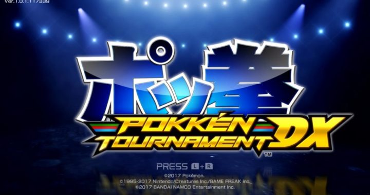 An Exciting New Update Is Heading To Pokken Tournament DX