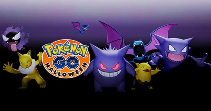 Pokémon GO' Hints At New Pokémon For Upcoming Halloween Event