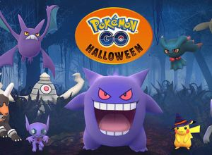 Pokemon Go reveals Halloween and Gen 3 creatures release date
