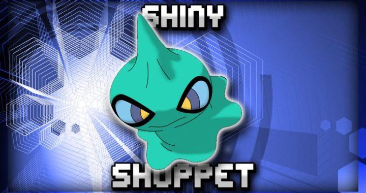 Shiny Shuppet update as Halloween event end nears - Pokemon Group