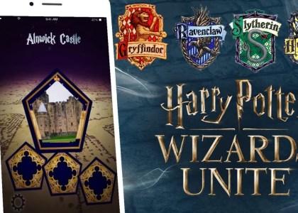 Harry Potter Wizards Unite Pokemon Go