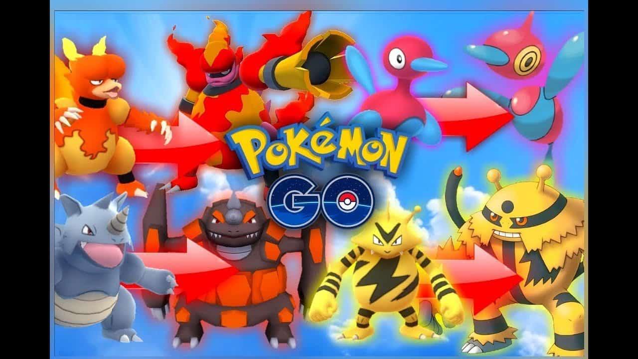 Pokemon GO 可在第四代進化的第一到第三世代寶可夢 ⋆ Pokemon Hubs 寶可夢 GO資訊
