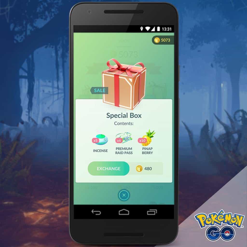 最新Pokemon GO 禮盒包「淺度」分析 ⋆ Pokemon Hubs 寶可夢 GO資訊