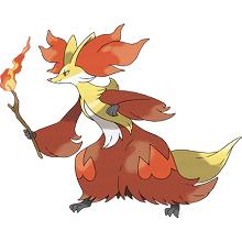 Artwork Pokémon X/Y