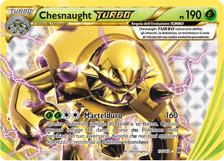 chesnaught TURBO