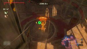 The Legend of Zelda - Entrata Secondaria