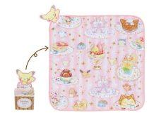 Prodotti Pokemon Center - dessert plate asciugamano1