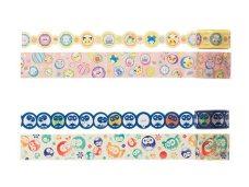 Prodotti Pokemon Center - linea jappo nastro adesivo