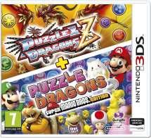 Puzzle & Dragons Super Mario Bros Edition Cover
