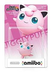 Amazon - amiibo Jigglypuff
